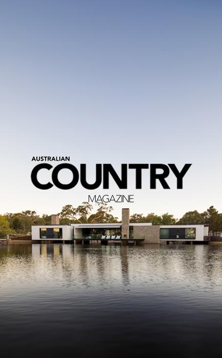 Swan House, Australian Country Style June/July 2019