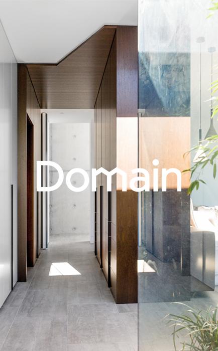 Swan House, Domain Magazine Oct 2018